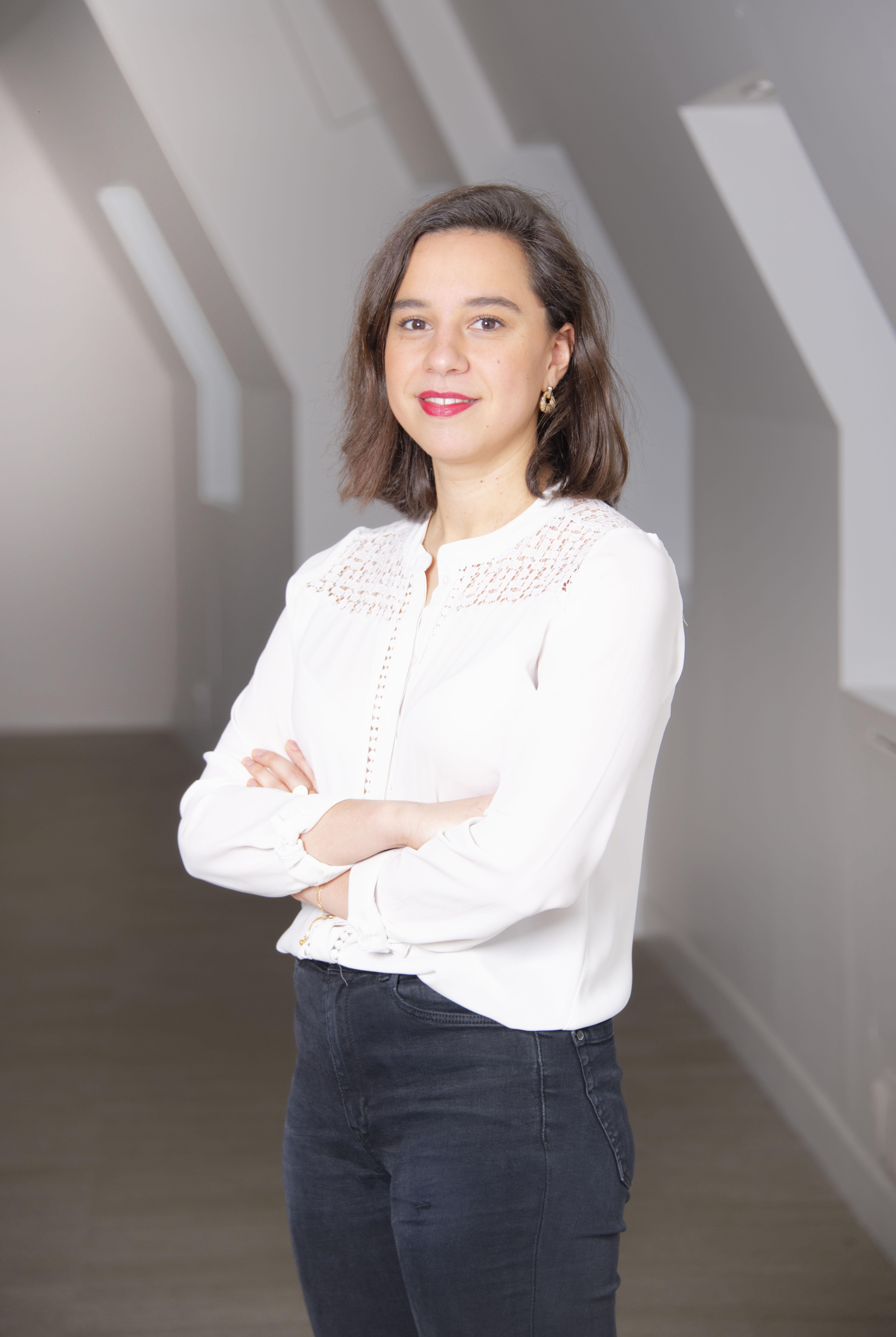 Julie BOIREAU, juriste au sein de l'étude Cheuvreux