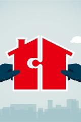 logo du simulateur Immobilier : budget global et frais d'achat
